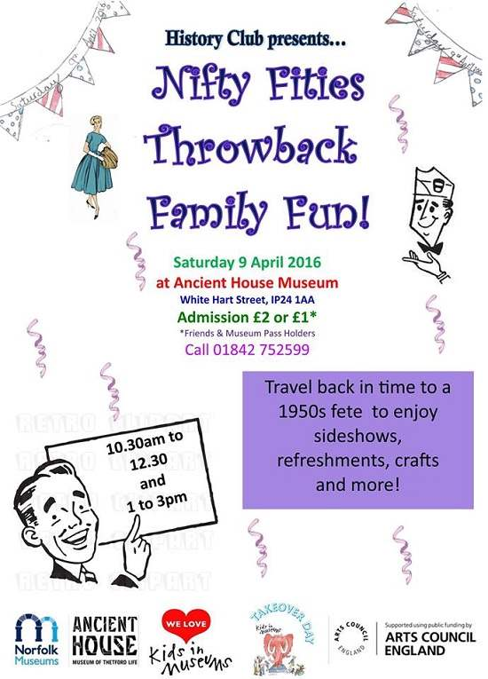 Nifty fifties throwback family fun your local directory for Nifty family