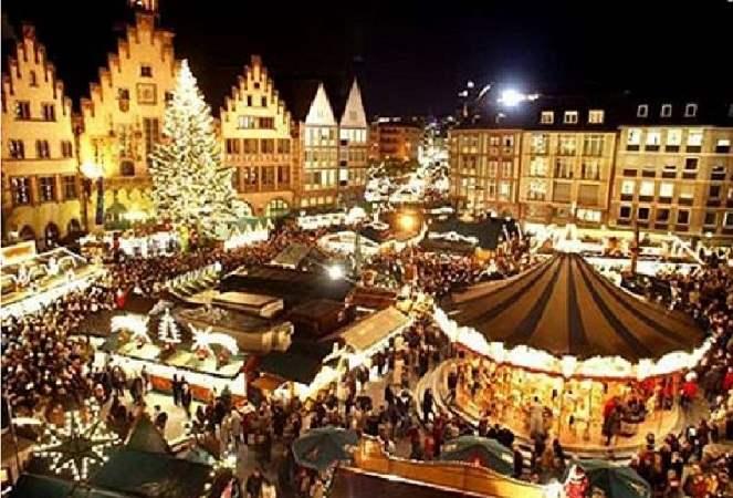Birmingham Frankfurt Christmas Market - Thetford Directory ...