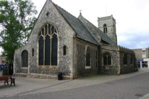 St Cuthberts Sunday Service @ St Cuthberts Church | England | United Kingdom