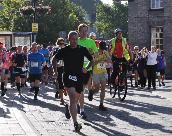 Thetford Iceni Marathon
