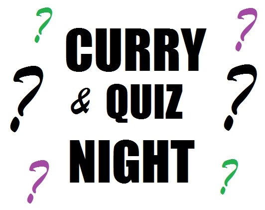Curry & Quiz Night at St Cuthberts Church