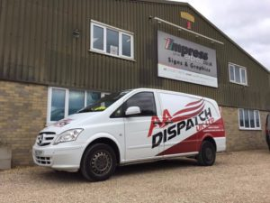 AA Dispatch Uk Ltd
