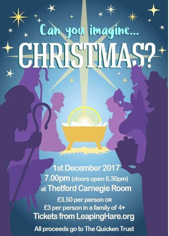 Can You Imagine....Christmas?