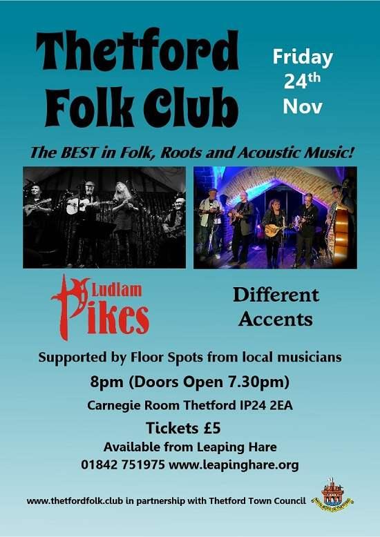 Thetford Folk Club