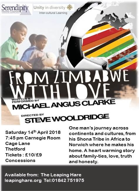 From Zimbabwe With Love
