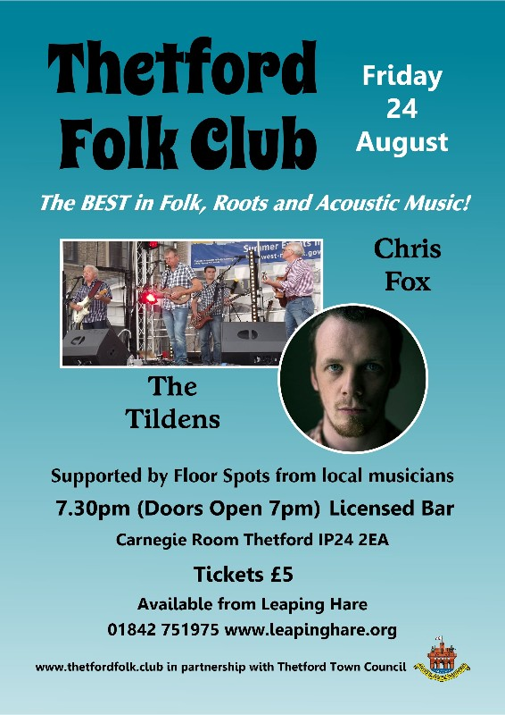 Thetford Folk Club