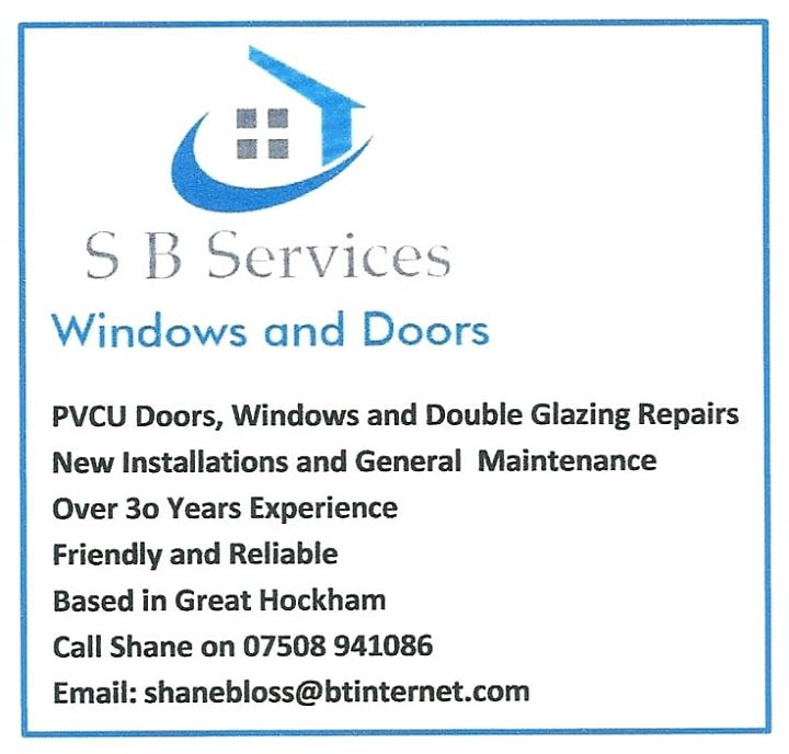 S B Services Windows & Door Repairs