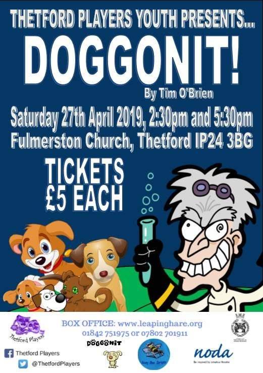 Thetford Players 'Doggonit'
