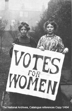 COPY-1_494-Suffragettes-Annie-Kenny-Christabel-Pankhurst_Accredited