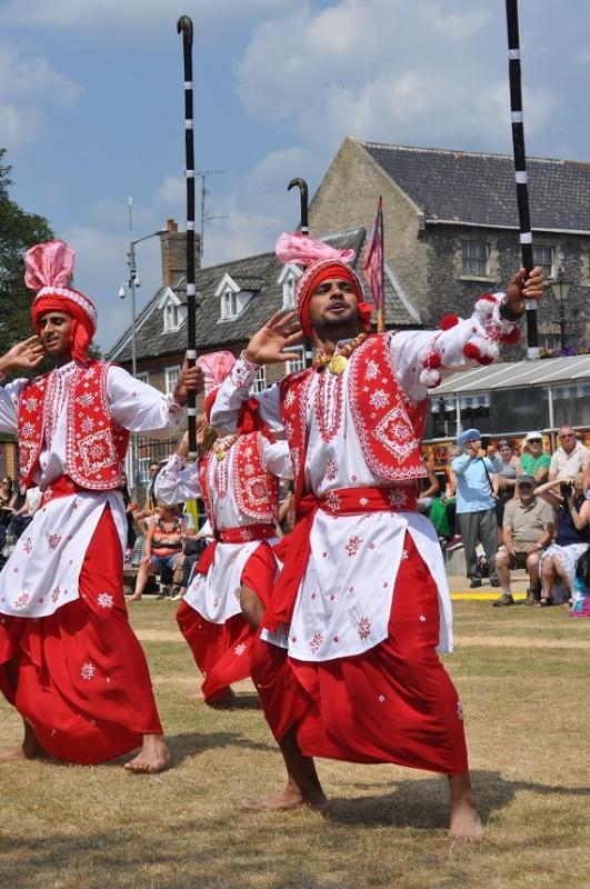 Norfolk World Music Festival: Featuring Jugnu Bhangra Group