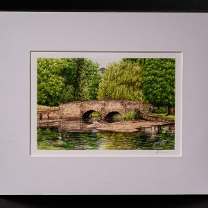 leaping hare shop nuns bridges thetford by kevin robinson