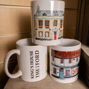 leaping hare shop mug ancient house kings house